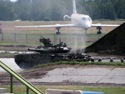Итоги участия России на выставке ТВМ-2012 : гражданские контракты есть, военных нет