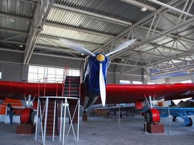 Легендарному перелету Громова на самолете Ант-25 исполняется 75 лет