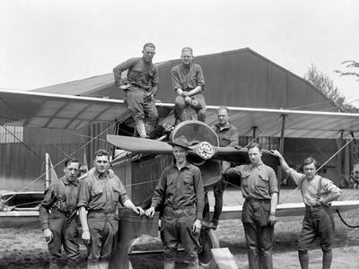Из истории авиации в период с 1939 года по 1991 год