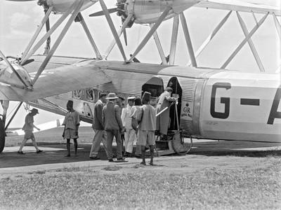 Из истории авиации в период с 1914 года по 1939 год