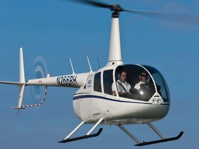 Robinson R66 Turbine продолжают испытывать терпение EASA