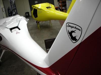 Об окраске самолетов и компаниях, которые ее производят