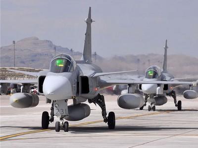 Истребителей Gripen NG с радаром с АФАР пройдут тестирование