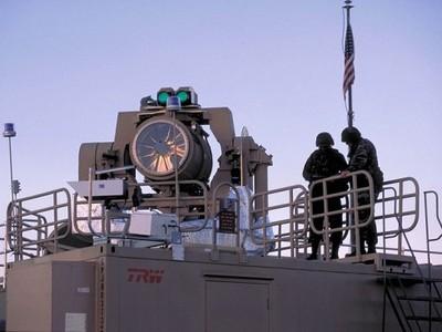 Американцы испытали Stalker с питанием от лазерного луча
