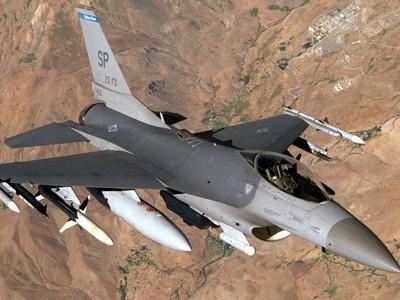 США и Тайвань будут работать над модернизации истребителей F-16