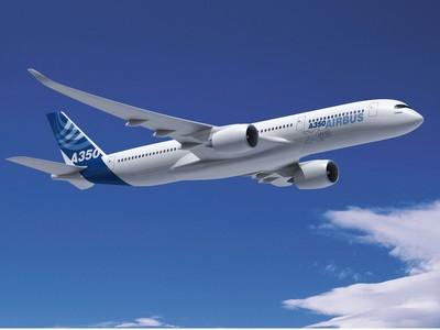 В Тулузу доставлена еще одна часть фюзеляжа нового самолета Airbus A350XWB