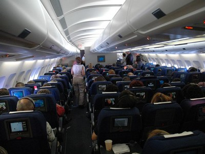 О создании черных списков авиапассажиров